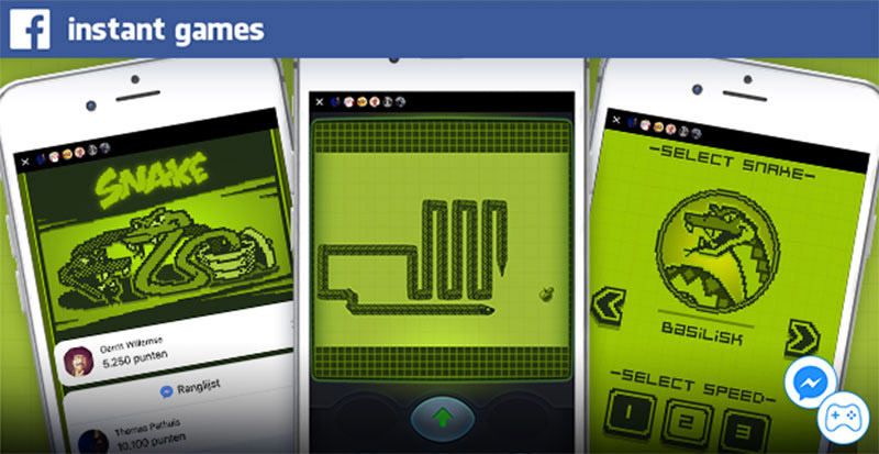 fb instant games html5 games