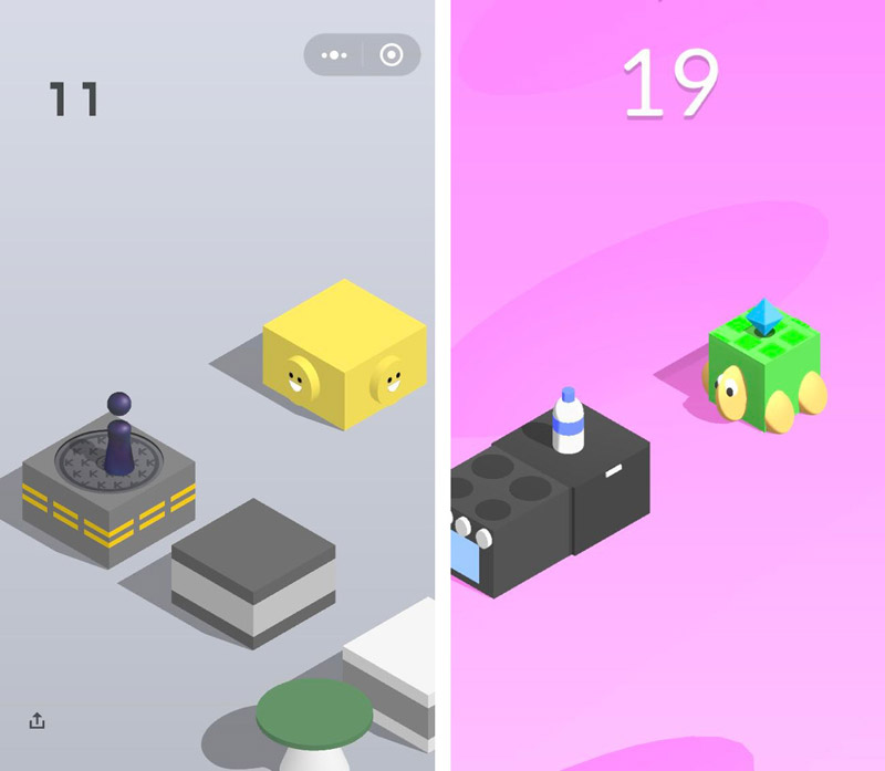wechat html5 game