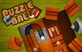 Puzzle Ball HTML5 Game