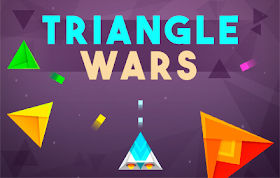Triangle Wars HTML5 Game