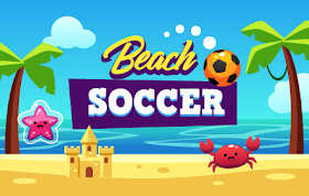 Beach Soccer HTML5 Game