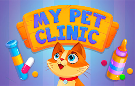 My Pet Clinic HTML5 Game