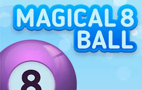 Magical 8 Ball HTML5 Game