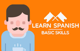 Learn Spanish Basic Skills HTML5 Game