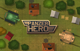 Panzer Hero HTML5 Game