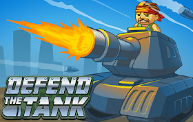 Defend The Tank HTML5 Game
