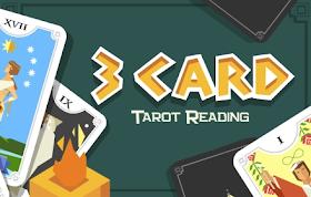 3 Card Tarot Reading - HTML5 Game For Licensing - MarketJS