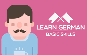 Learn German Basic Skills HTML5 Game