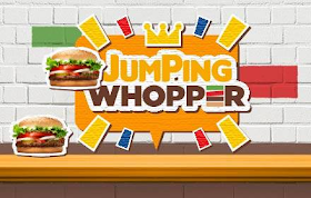 Jumping Whooper HTML5 Game