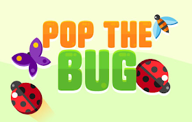 Pop The Bug HTML5 Game