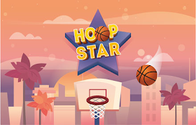 Hoop Star HTML5 Game