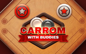 Carrom With Buddies HTML5 Game