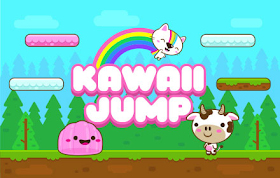 Kawaii Jump HTML5 Game
