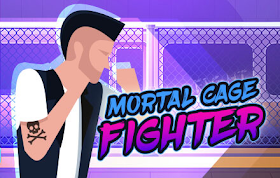 Mortal Cage Fighter HTML5 Game