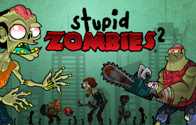Stupid Zombies 2 HTML5 Game