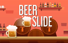 Beer Slide HTML5 Game