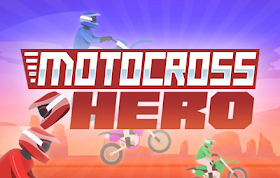 Motocross Hero HTML5 Game