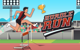 Hurdle Run HTML5 Game