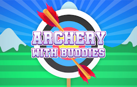 Archery With Buddies HTML5 Game