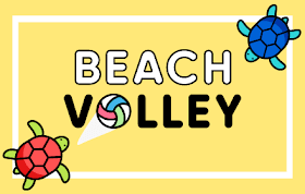 Beach Volley HTML5 Game