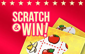 Scratch and Win HTML5 Game