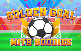 Golden Goal With Buddies HTML5 Game