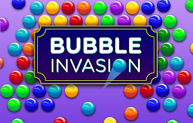 Bubble Invasion HTML5 Game