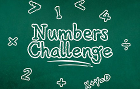 Numbers Challenge HTML5 Game