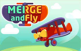 Merge and Fly HTML5 Game