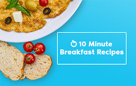 10 Minute Breakfast Recipes HTML5 Game