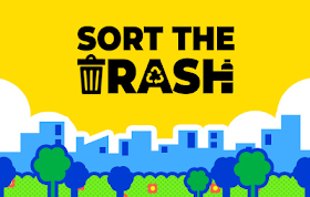 Sort The Trash HTML5 Game