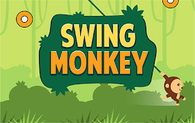 Swing Monkey HTML5 Game