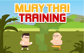Muay Thai Training HTML5 Game
