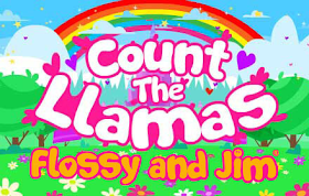 Count The Llamas HTML5 Game