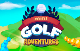 Mini Golf Adventure HTML5 Game