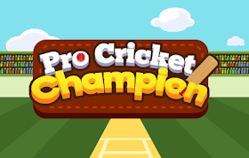 Pro Cricket Champion HTML5 Game