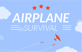 Airplane Survival HTML5 Game