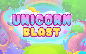 Unicorn Blast HTML5 Game