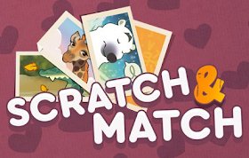 Scratch & Match - Animals HTML5 Game