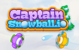Captain Snowball.io HTML5 Game
