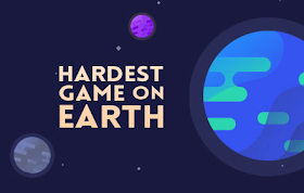 Hardest Game On Earth HTML5 Game