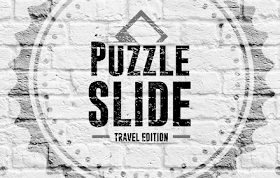 Puzzle Slide Travel Edition HTML5 Game