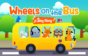 Wheels On The Bus Sing Along HTML5 Game