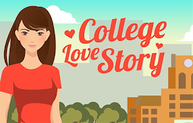 College Love Story HTML5 Game