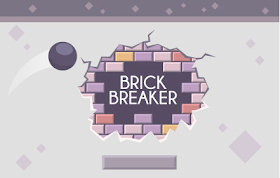 Brick Breaker HTML5 Game