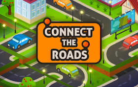 Connect The Roads HTML5 Game