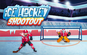Ice Hockey Shootout HTML5 Game