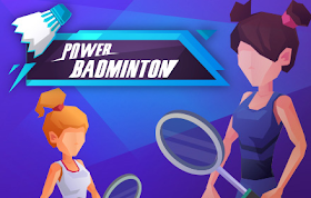 Power Badminton HTML5 Game