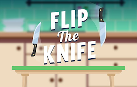 Flip The Knife HTML5 Game