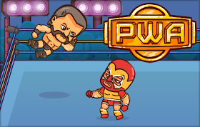 Pro Wrestling Action HTML5 Game